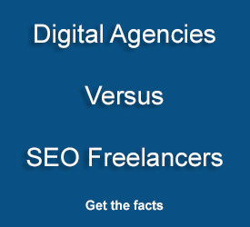 The Difference Between Hiring An SEO Agency Vs. A Freelancer